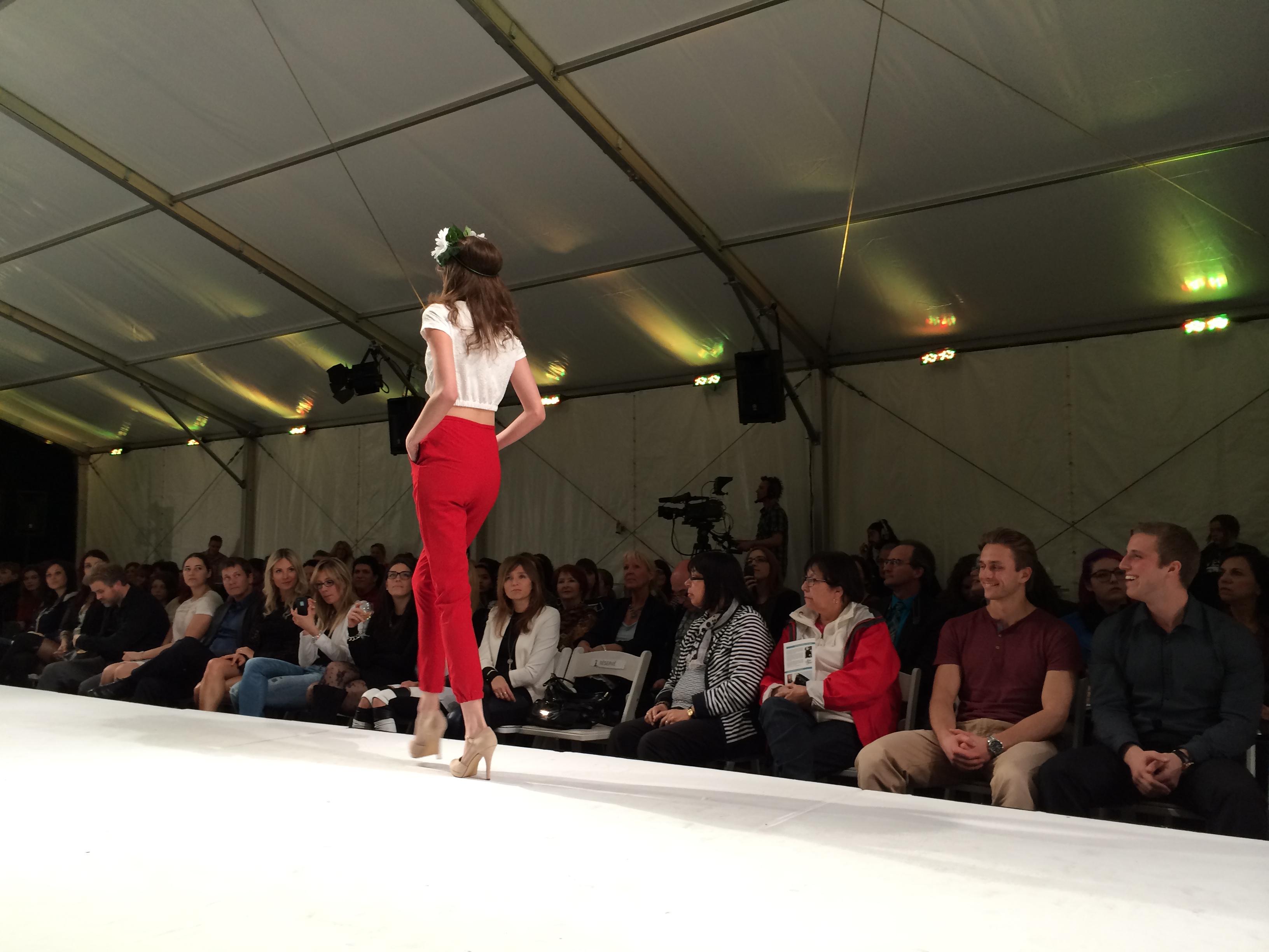 Un retour (en retard) sur le festival Québec mode, et surtout sur les bons coups! #positivité