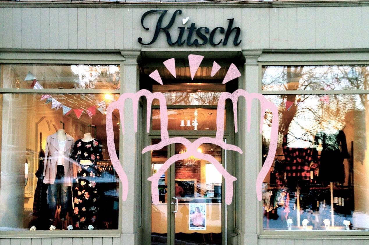 Boutique Kitsch La Petite Princesse Des Cantons Ton Petit Look