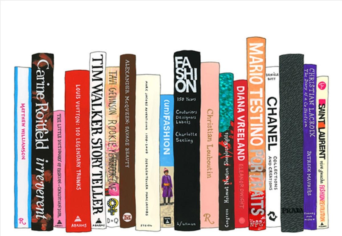 Les Coffee Table Books Quand Vos Livres De Mode Font