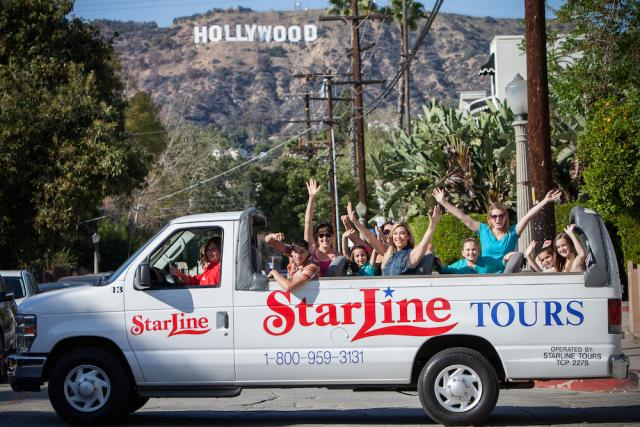 Starlines Tours