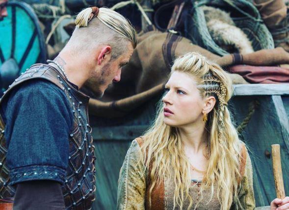 inspiration vikings : des coiffures du moyen-Âge, l'odeur en
