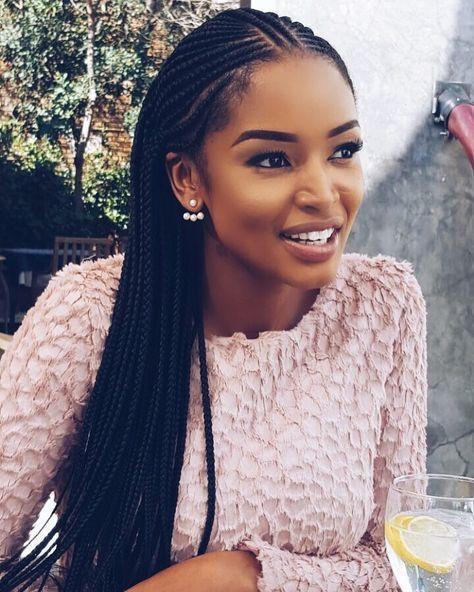 Les Tresses Fulanis Des Coiffures Qui En Disent Long Ton Petit Look