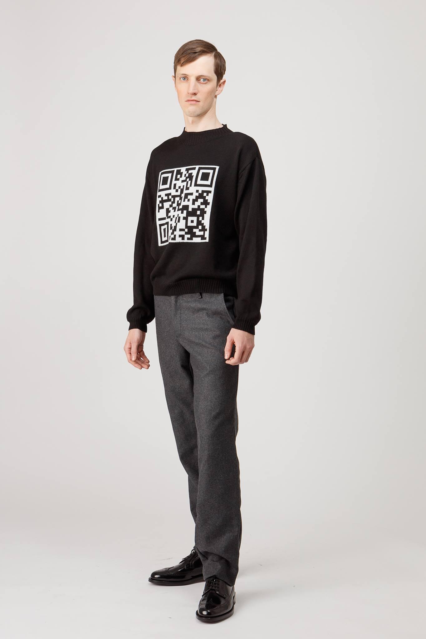 Mercedes Morin : Une collection inspirée par l'ère numérique