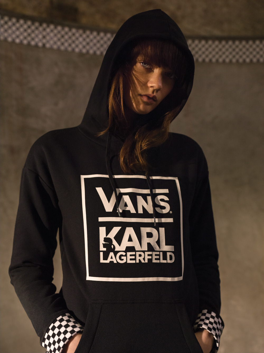 VANS et KARL LAGERFELD lancent une collection exclusive vraiment belle!
