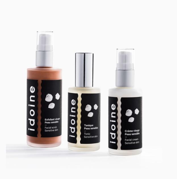 Idoine : des produits locaux pour faire du bien à ta petite peau