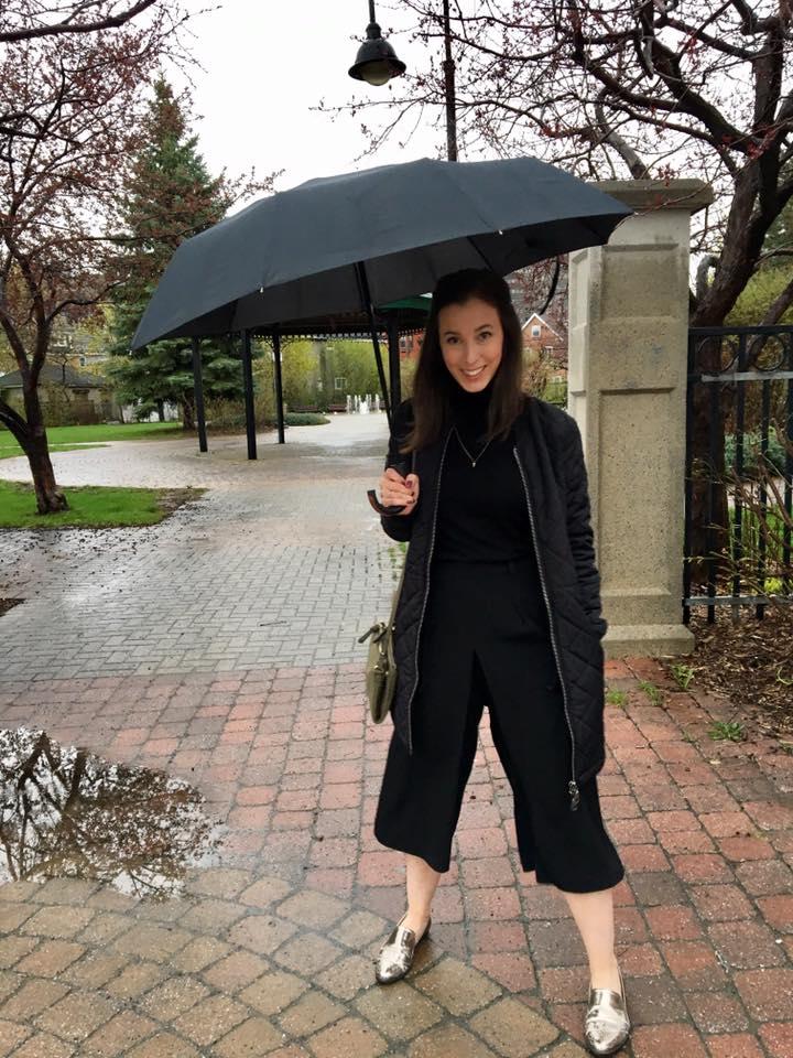 S'emmitoufler par temps froid : les manteaux des collaboratrices