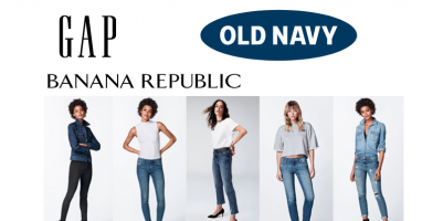 Gap, Old Navy et Banana Republic : un look, trois budgets