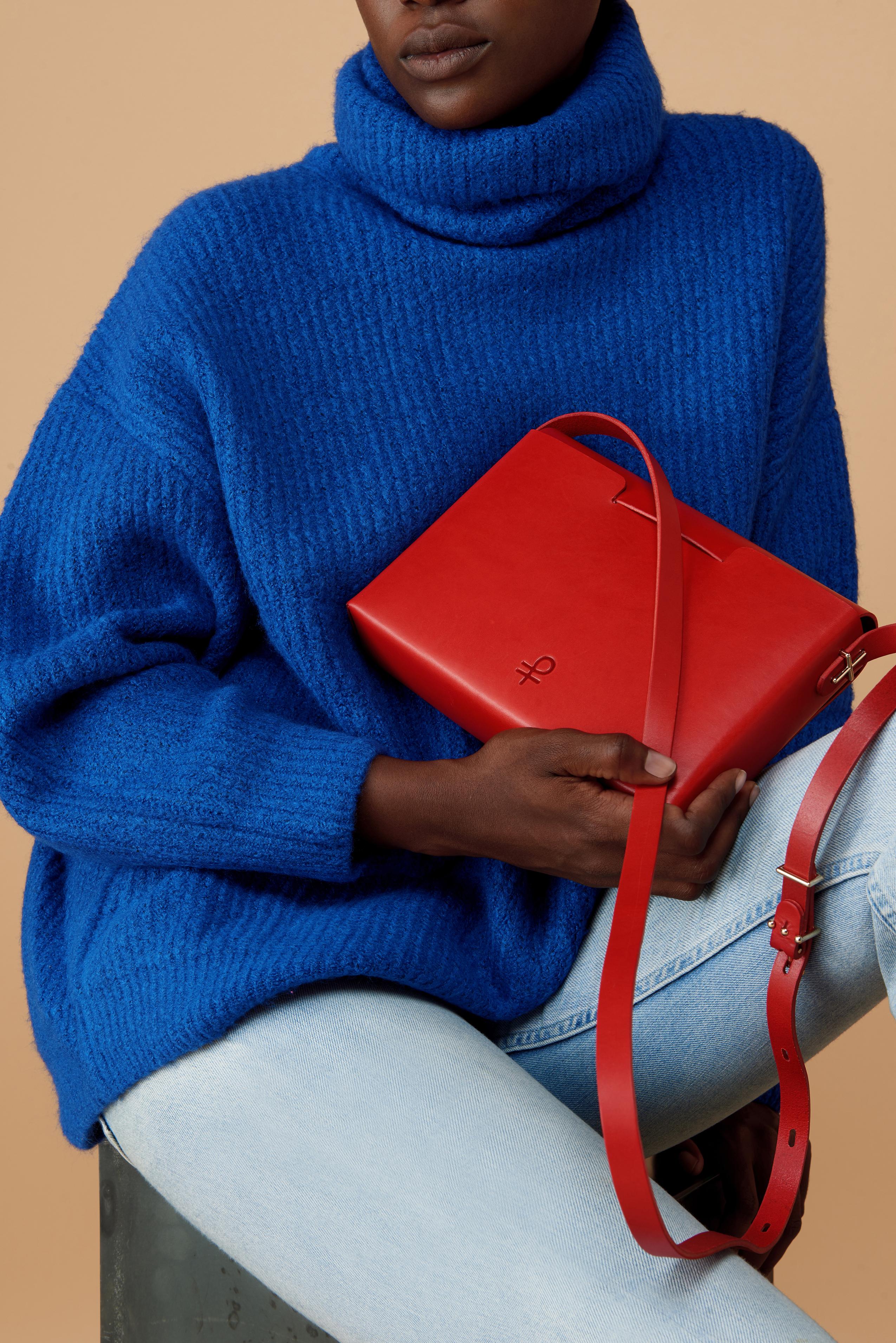 PARTOEM : une nouvelle compagnie de maroquinerie montréalaise minimaliste TROP BELLE!