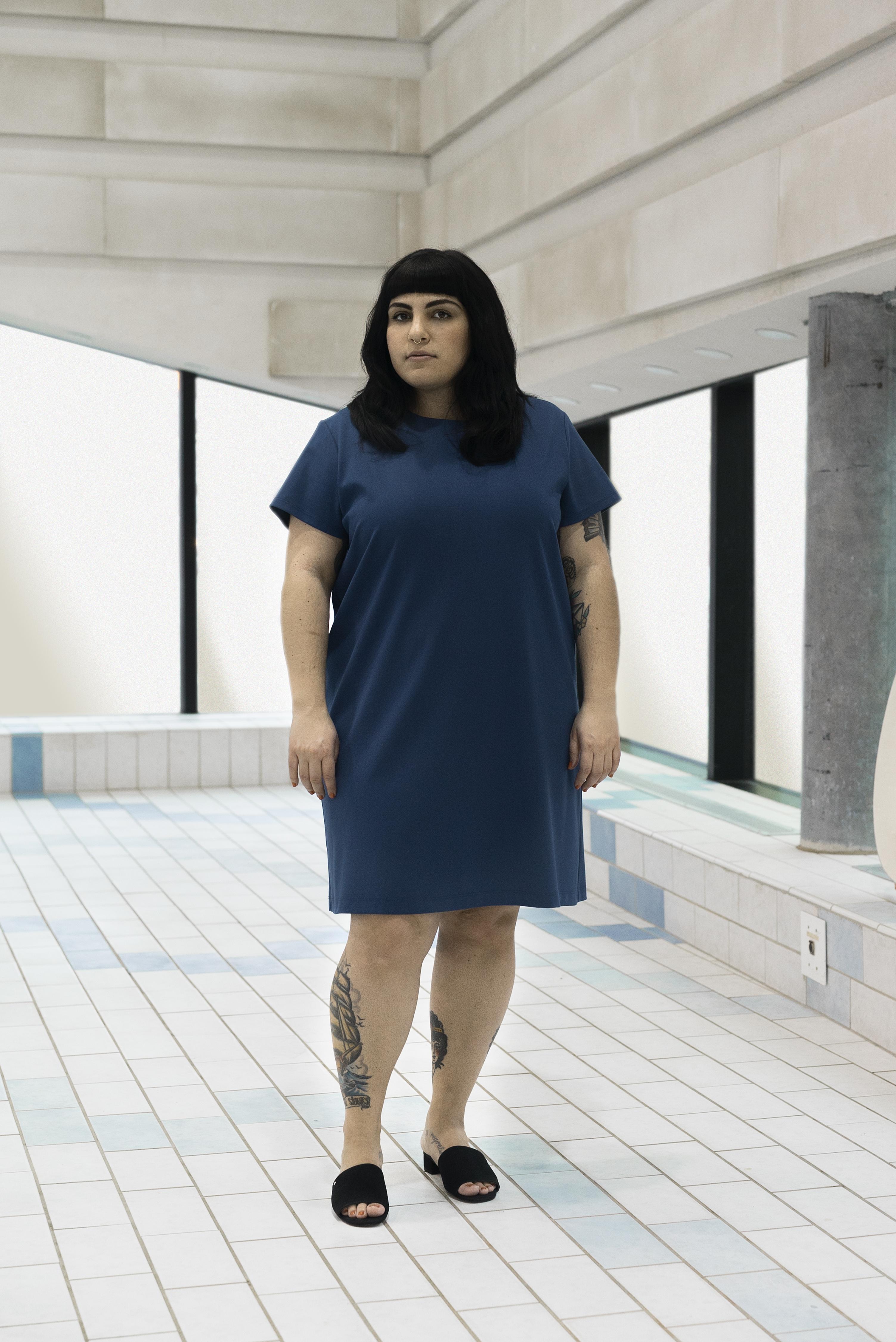 Betina Lou : une collection minimaliste parsemée de jaune!