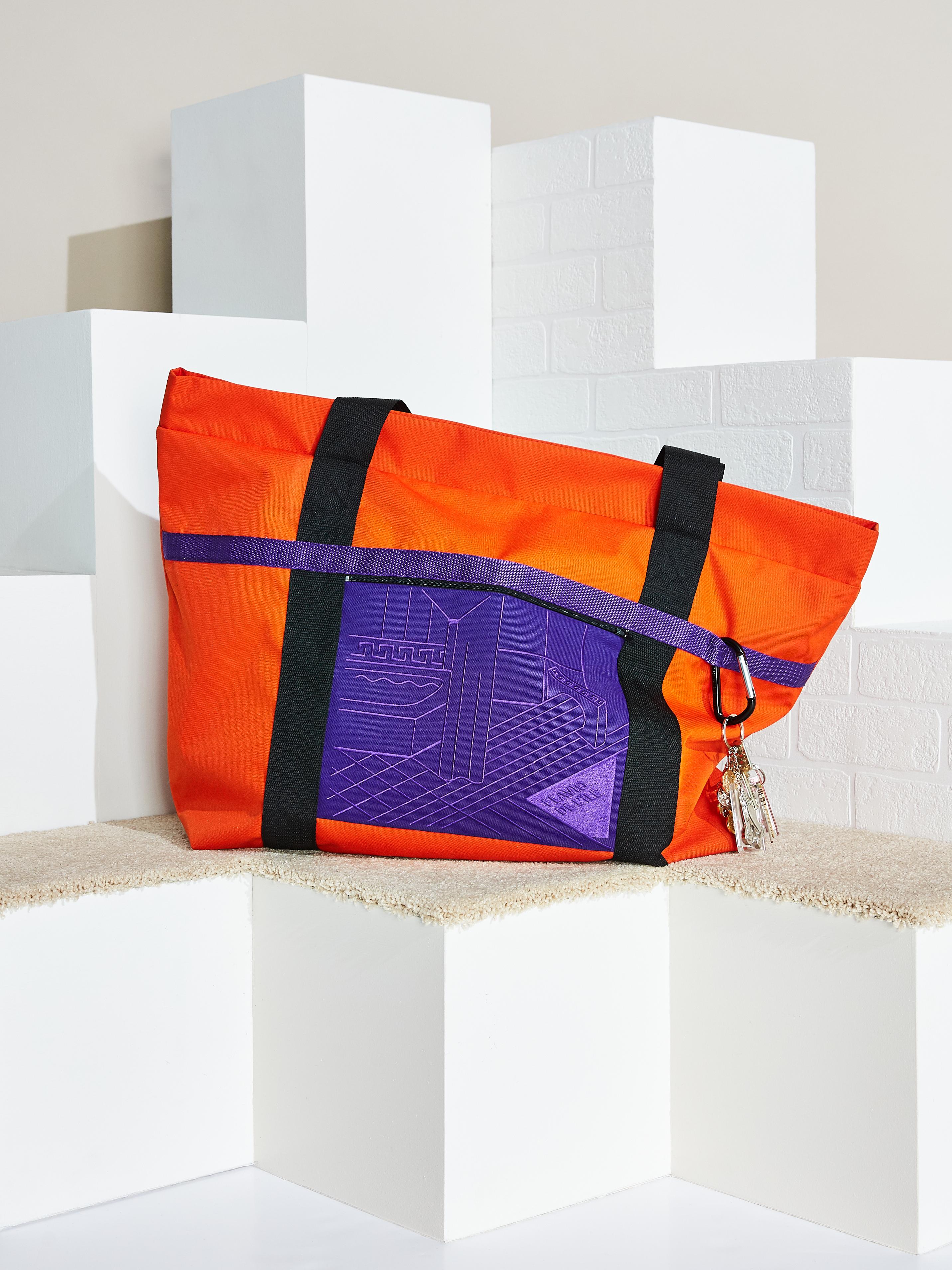 Flavio et De L'Île créent des sacs réutilisables trop jolis