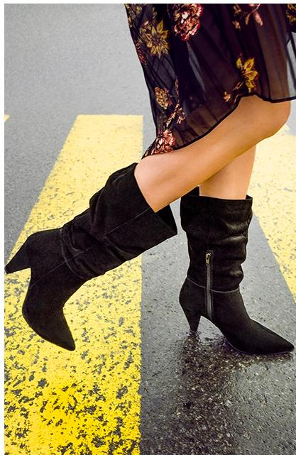 Le Château entame l'automne du bon pied avec une nouvelle collection de chaussures