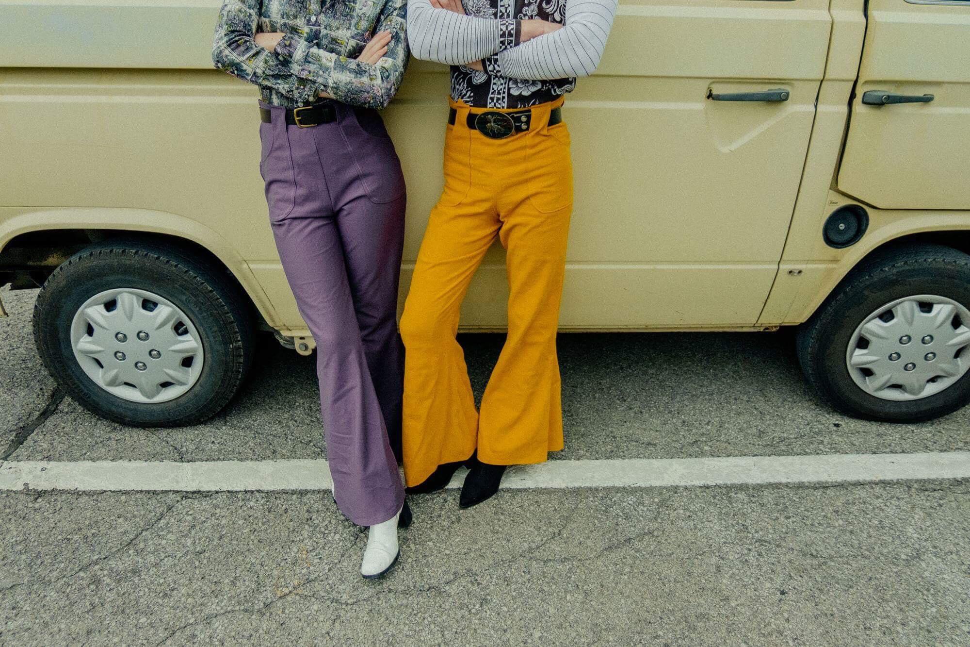 Sunset People Vintage ou la boutique qui nous transporte en 1970!