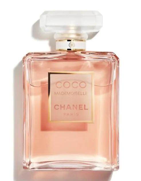 Les parfums préférés des collaboratrices