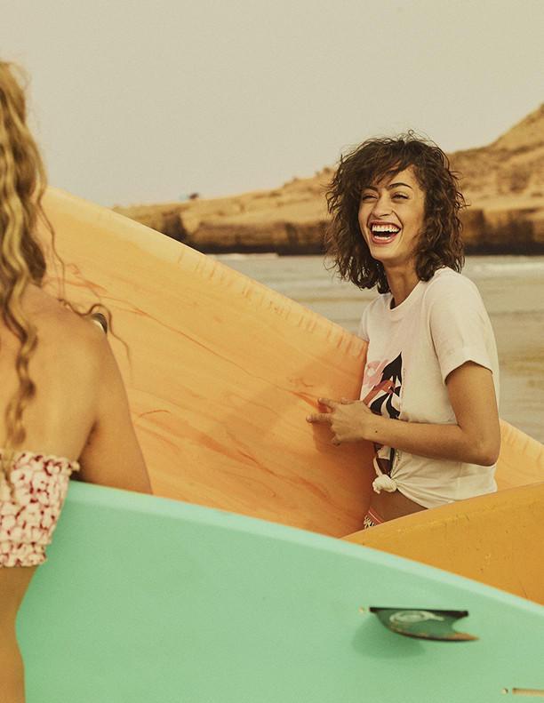H&M collabore avec Love Stories et lance une trop belle ligne de maillots de bain