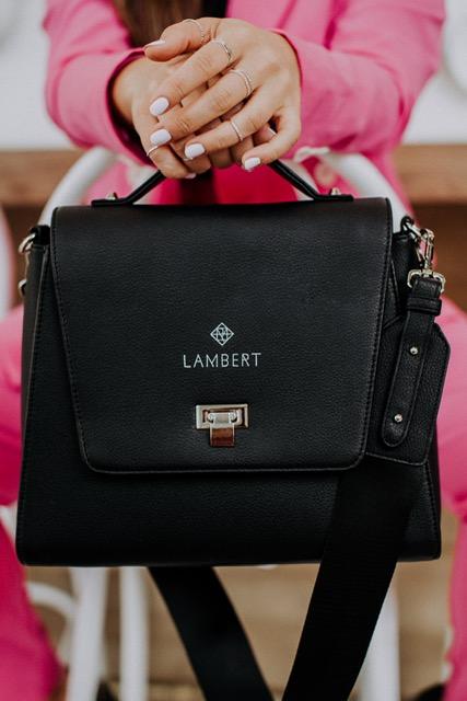 OK! Le sac Eli Duquet x Lambert est juste trop parfait !