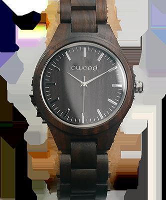 Owood est LA nouvelle marque de montres écolo à découvrir!