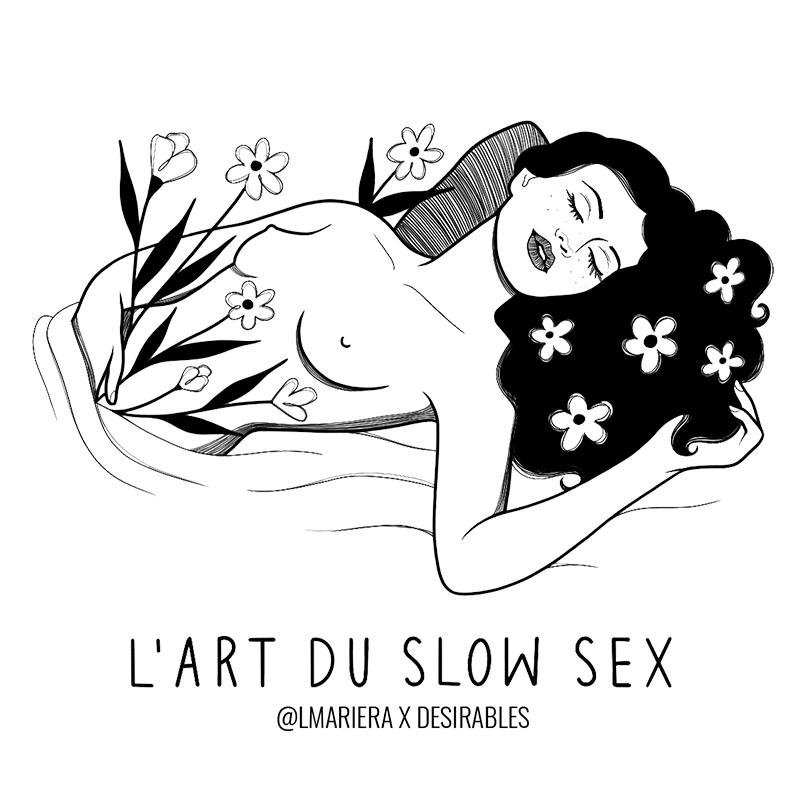 Art du slow Sex par Lydia Marier