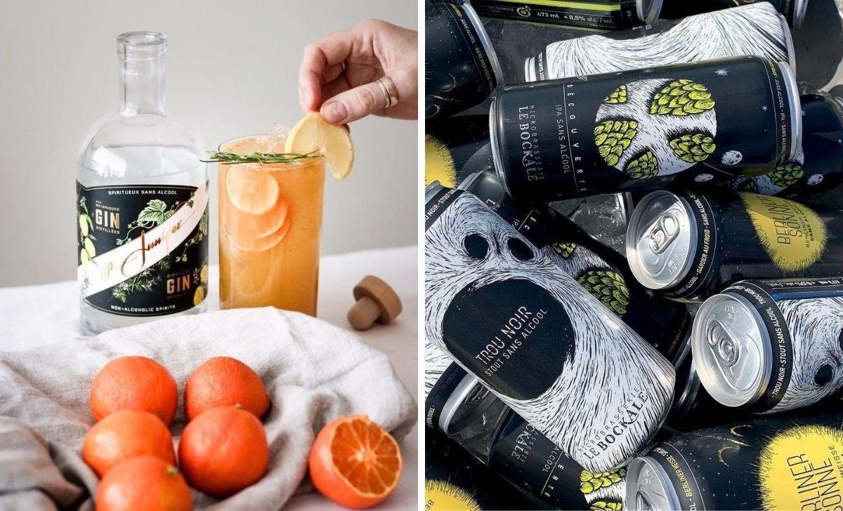 10 boissons parfaites pour un mois sans alcool que vous aurez envie d'étirer