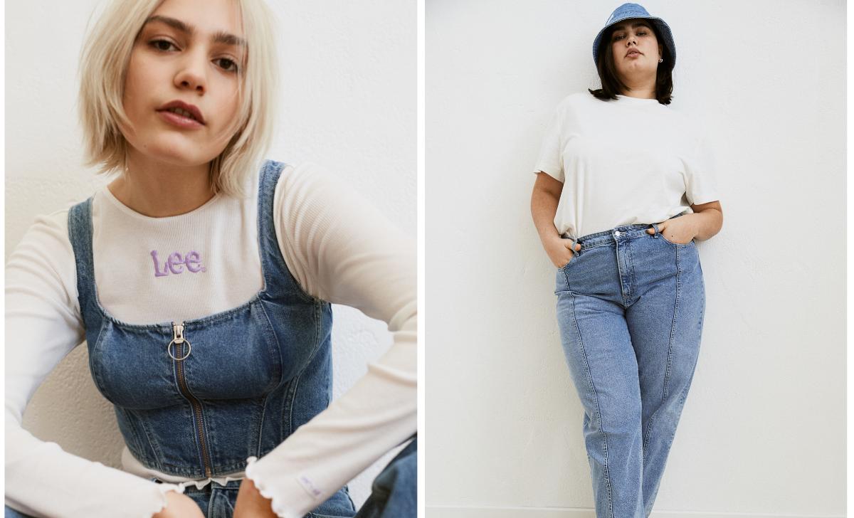 La collaboration écolo H&M X Lee est un vrai rêve vintage devenu réalité