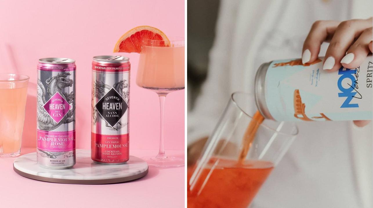 7 Prêts-à-boire sans alcool à avoir sous la main