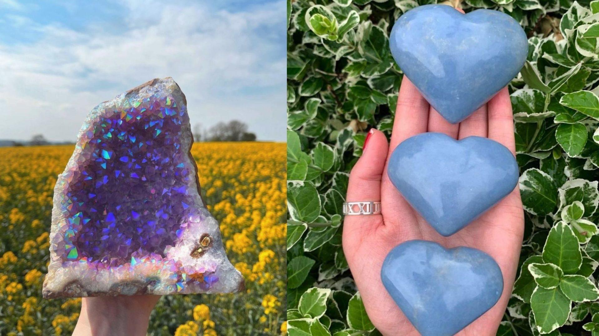 Voici 5 endroits où acheter vos cristaux sur le Plateau Mont-Royal!