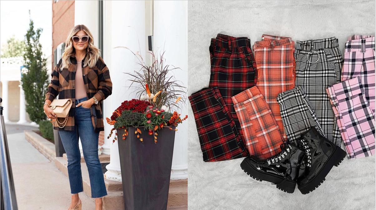 10 vêtements à carreaux que vous voudrez ajouter à votre garde-robe cet automne