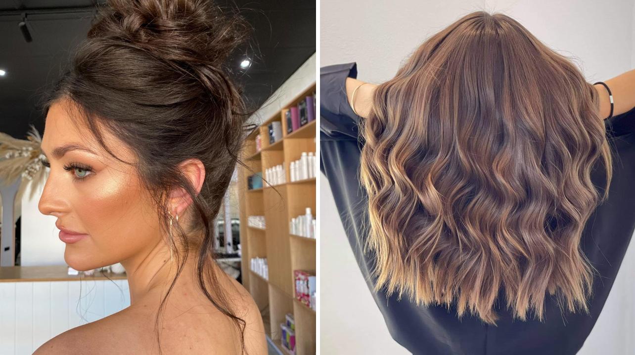 12 coiffures simples à essayer si vous êtes invité.e.s à un mariage