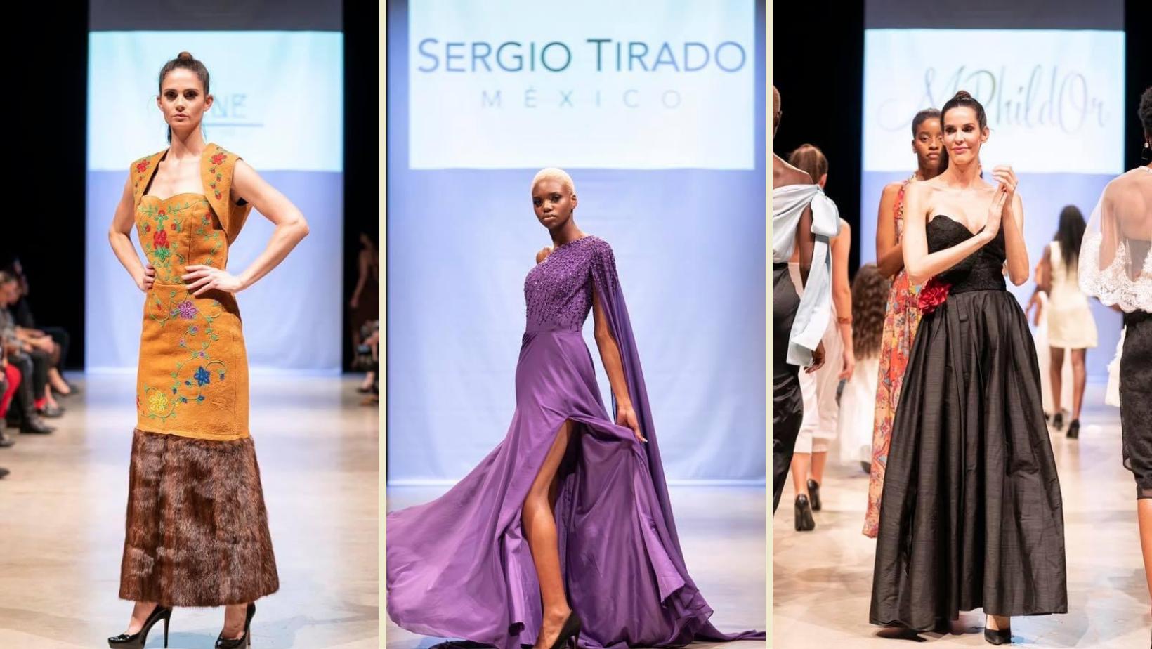 « Panamericana Runway » : La Semaine de la Mode Cosmopolite célèbre le Mois du patrimoine hispanique avec un grand défilé