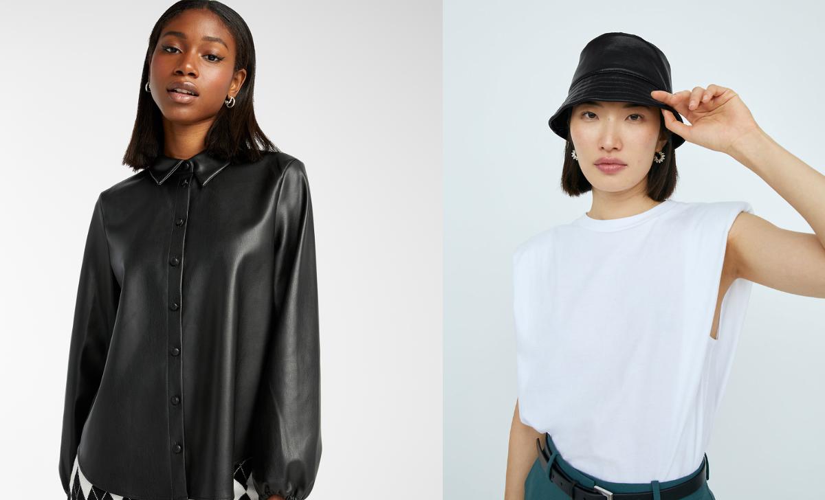 15 items en similicuir pour un look tendance
